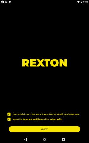 Rexton App 2.3.40.2717 Screen 11
