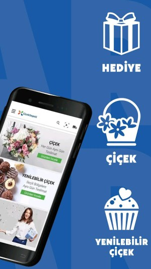 Cicek Sepeti – Online Gift and Flower Store 5.1.0 Screen 5