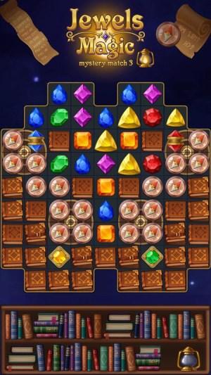 Jewels Magic: Mystery Match3 20.1026.01 Screen 4