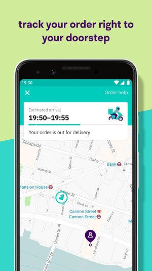 Deliveroo: Food Delivery 3.25.0 Screen 3