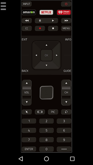 VizControl - TV Remote Control for Vizio TV 1.2.1-release Screen 1
