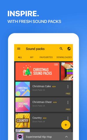 Drum Pads 24 - Music Maker 3.5.0 Screen 10