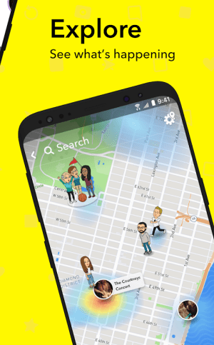 Snapchat 10.68.1.0 Beta Screen 4