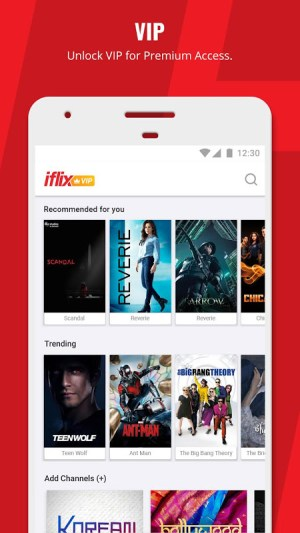 iflix 3.8.0-13142 Screen 2