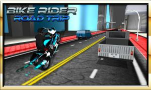 Android Bike Rider Road Trip Screen 2