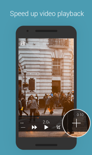 Slow Motion Video Zoom Player 2.3.09 Screen 4