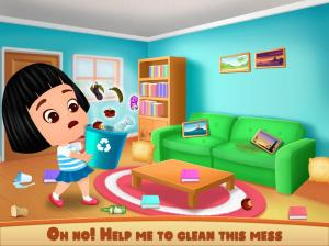 Home and Garden Cleaning Game - Fix and Repair It 21.0 Screen 2