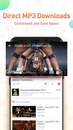 Youtube Video Downloader - SnapTube Pro 4.71.0.4712310 Screen 3