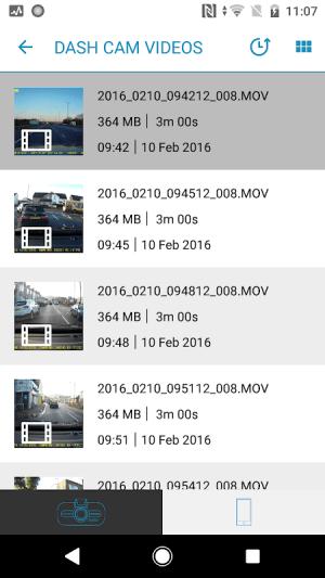 Cam Viewer 2.3.9 Screen 1