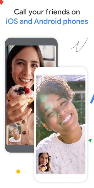 Google Duo 148.0.396708032.duo.android_20210822.10_p4 Screen 2