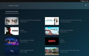 Hulu: Stream TV shows, hit movies, series & more 4.6.0.409060 Screen 1