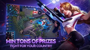 Android Mobile Legends: Bang Bang Screen 2