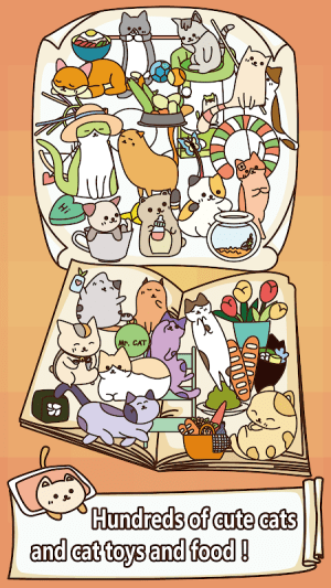 Android Cat Idle Jigsaw Puzzle Game Screen 4