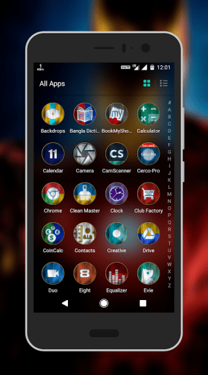 Arc - Icon Pack 7.9 Screen 2