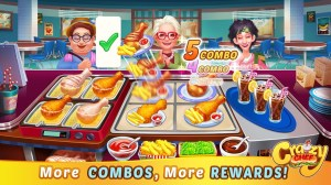 Crazy Chef: Craze Fast Restaurant Cooking Games 1.1.13 Screen 5