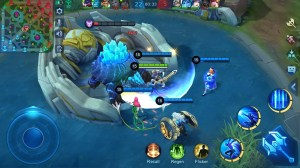 Android Mobile Legends: Bang Bang Screen 11