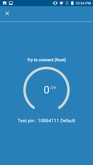Android WIFI WPS WPA TESTER Screen 9