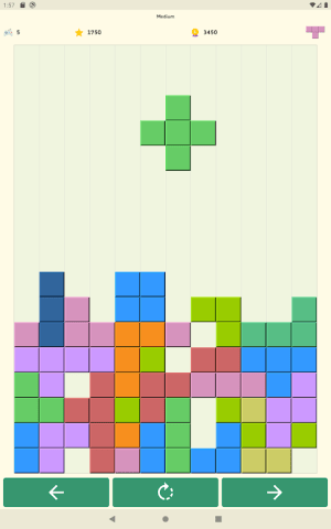 Android Brick Game Screen 8