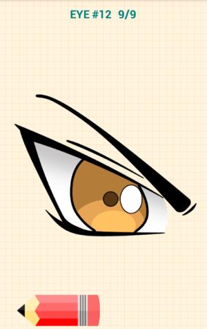 Draw Anime Eyes 4.2 Screen 9