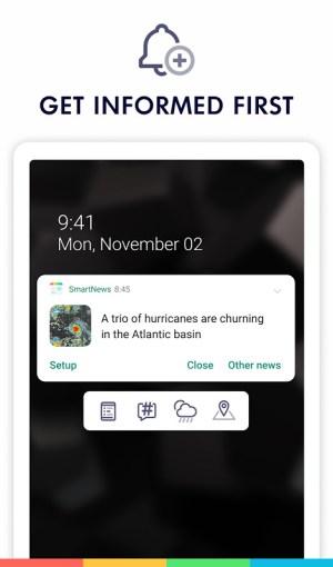 SmartNews: Local Breaking News 8.26.0 Screen 7