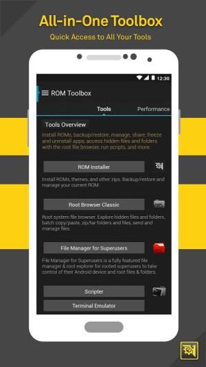 ROM Toolbox Lite 6.5.3.0 Screen 5