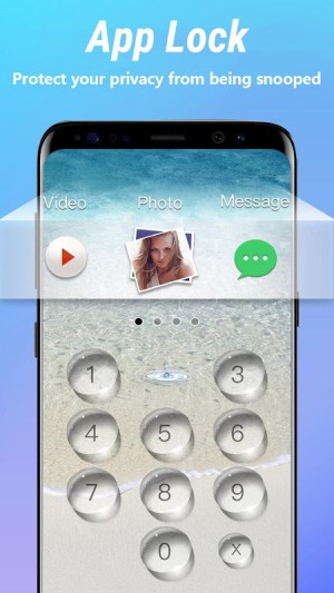 AppLock 1.7.3 Screen 8