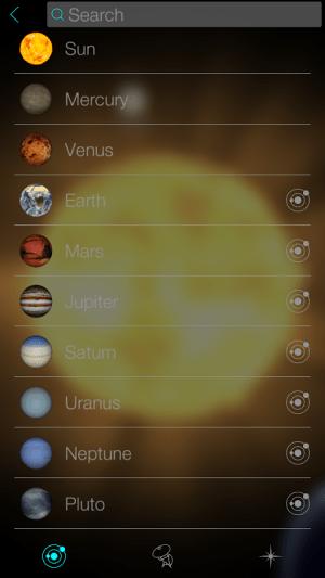 Solar Walk Free - Planets 3D 2.4.0.38 Screen 12