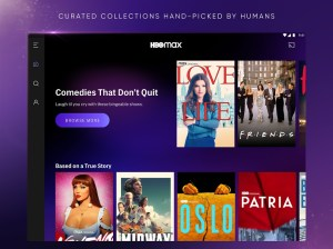 HBO Max: Stream and Watch TV, Movies, and More 50.36.0.2 Screen 4