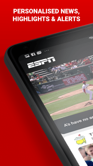 Android ESPN Screen 12