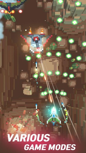 Sky Wings: Pixel Fighter 3D 3.4.3 Screen 11