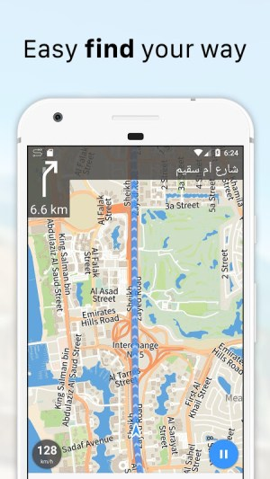 Guru Maps Pro - Offline Maps & Navigation 4.0.6 Screen 2
