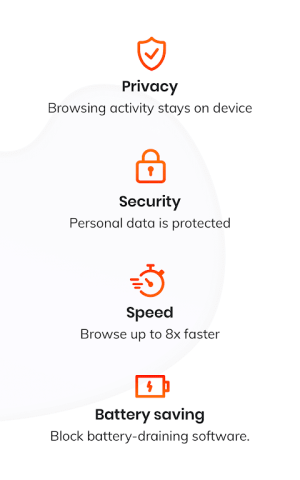 Brave Privacy Browser: Fast, safe, private browser 1.5.4 Screen 14