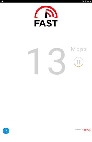 FAST 1.0.8 Screen 2