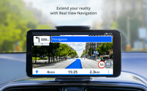 GPS Navigation & Maps Sygic 18.4.2 Screen 4