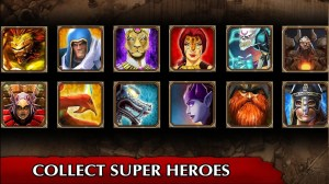 Legendary Heroes MOBA 3.0.57c Screen 2