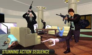 Secret service spy agent mad city rescue game 1.2 Screen 3