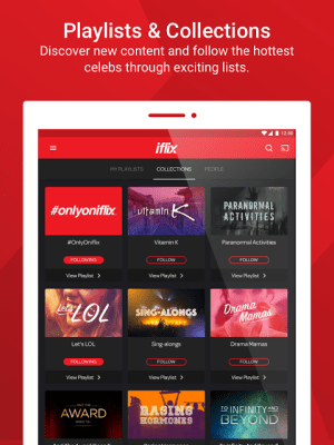 iflix 2.32.0-6366 Screen 6