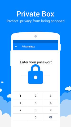 Messenger for SMS 2.2.4 Screen 2