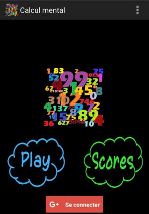 Mental Arithmetic 9.1 Screen 3