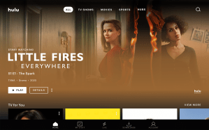 Hulu: Stream TV shows & watch the latest movies 4.18.0.409570 Screen 4