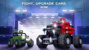 Blocky Cars - Online Shooting Games 7.3.11c Screen 4