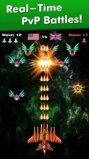 Galaxy Attack: Alien Shooter 7.13 Screen 1