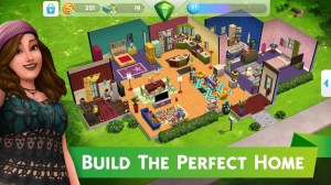 Android The Sims™ Mobile Screen 1