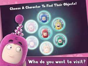 Android Oddbods Hot & Cold Hidden Object VR Game Screen 10