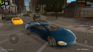 Android GTA: Liberty City Stories Screen 1