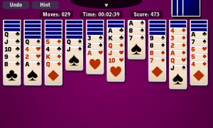 Spider Solitaire Max 1.06 Screen 8