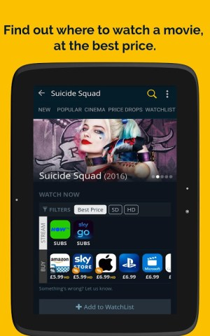 JustWatch - Search Engine for Streaming and Cinema 2.5.13 Screen 12
