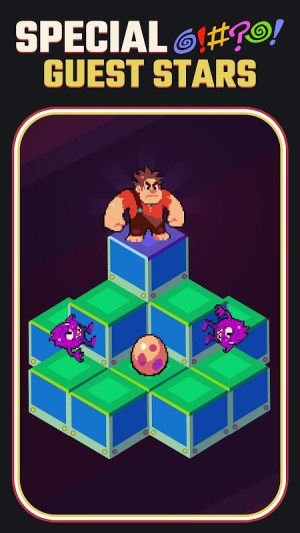 Q*bert 1.3.4 Screen 13