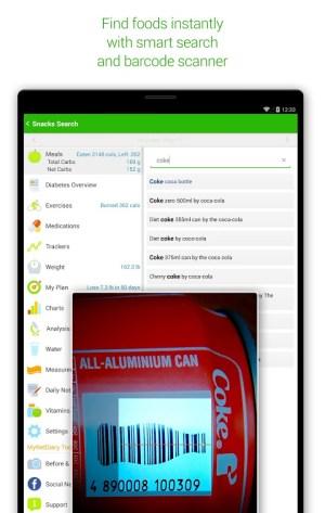 Diabetes & Diet Tracker 5.6.1 Screen 13