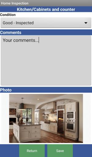 Home Inspection Checklist 3.1 Screen 6